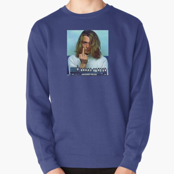 Caught Pullover Sweatshirt