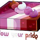 Lesbian Cake by darkmagicswh