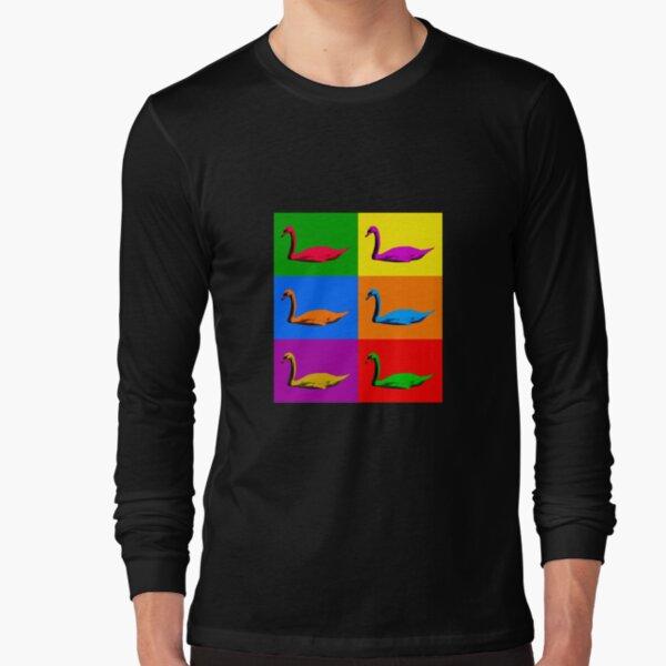 Warhol Pride Swans Long Sleeve T-Shirt