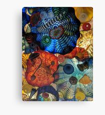 Glass work 4 Canvas Print