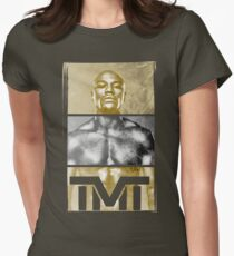"""Floyd """"Money"""" Mayweather Women's Fitted T-Shirt"""