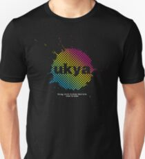 UKYA logo: hits close to home Unisex T-Shirt
