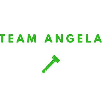 Team Angela by vectorbay