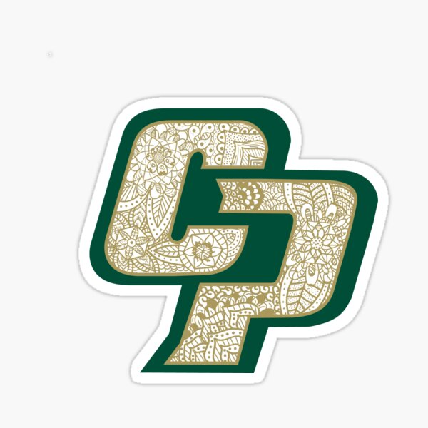 Cal Poly - CP Sticker