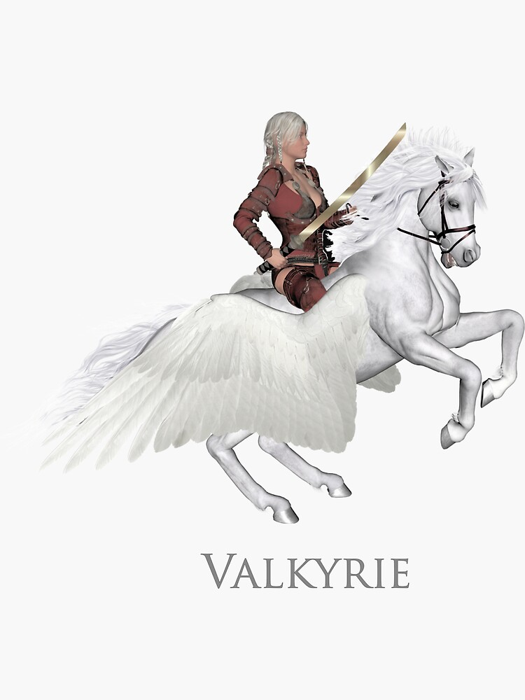 Valkyrie by valzart