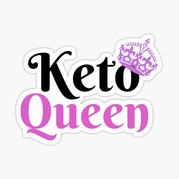 Keto Queen Sticker