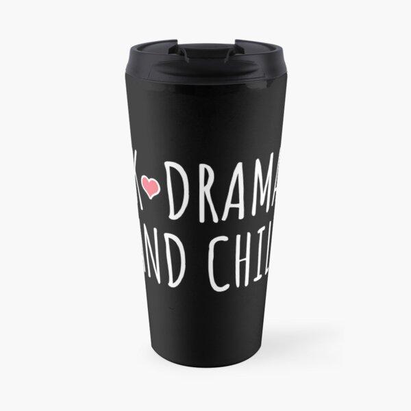 K-Drama And Chill Travel Mug