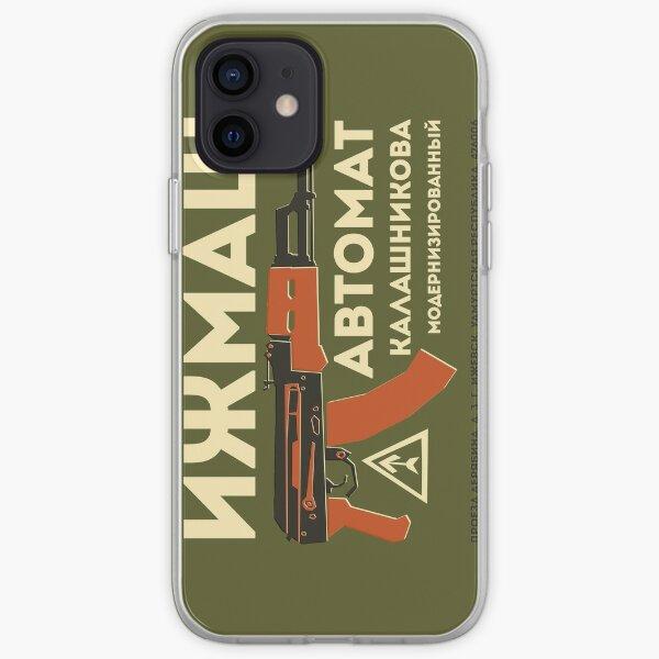 AK-47 (Green) iPhone Soft Case