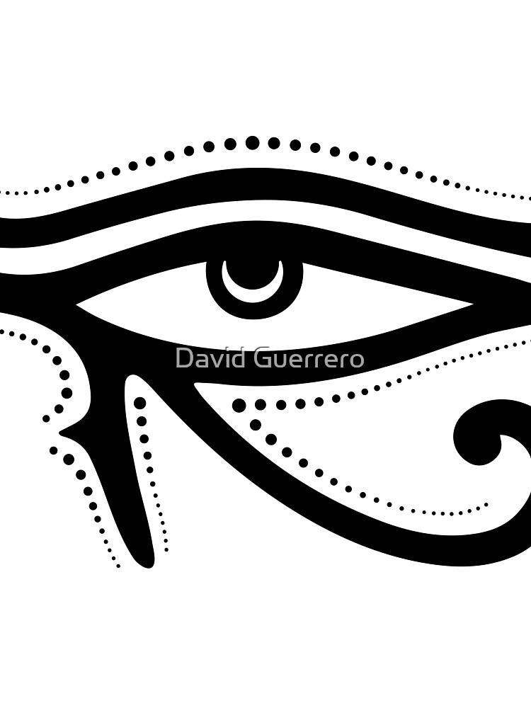 AUGE RA (rechtes Auge) von DisobeyTees