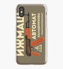AK-47 (Grey) iPhone Case/Skin