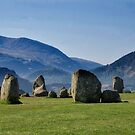 The Stone Circle  by Irene  Burdell