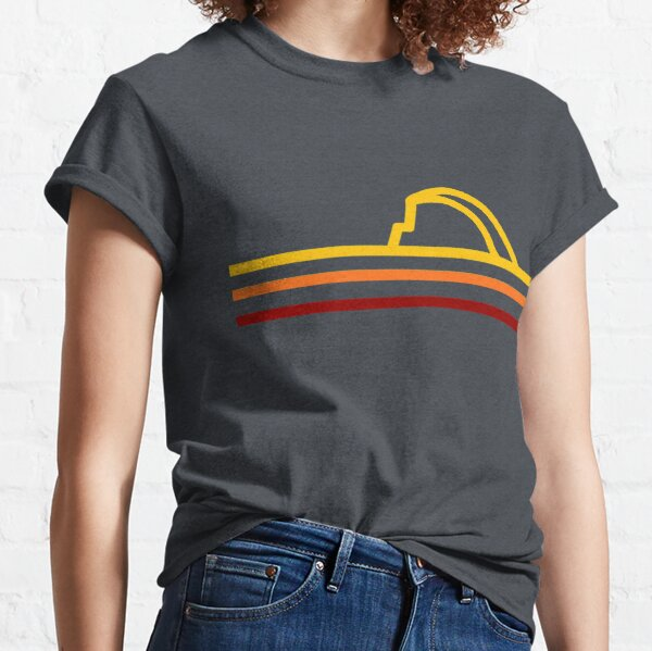Half Dome - Simple Classic T-Shirt
