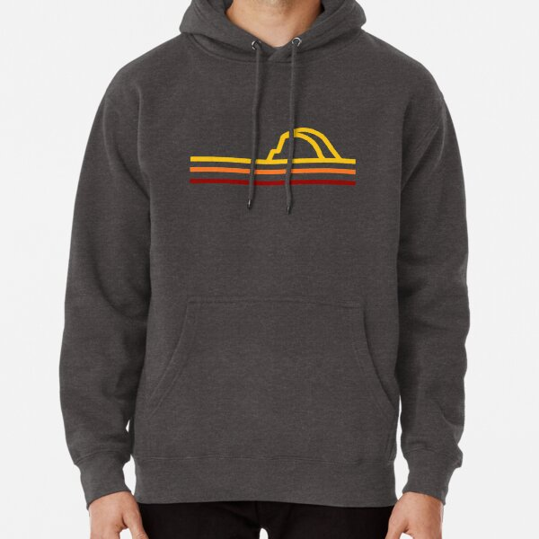 Half Dome - Simple Pullover Hoodie