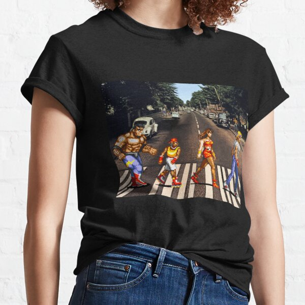 Streets of Rage - Album Inspired Classic T-Shirt