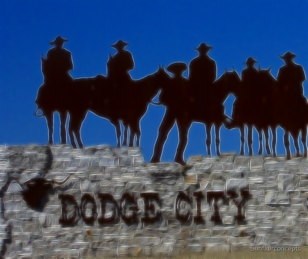 Dodge City by Sunflwrconcepts