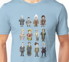 The 12 Doctors Unisex T-Shirt