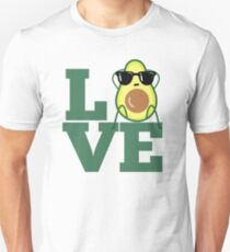 Avocado Lover Shirt Plant Powered Diet T-Shirt Unisex T-Shirt