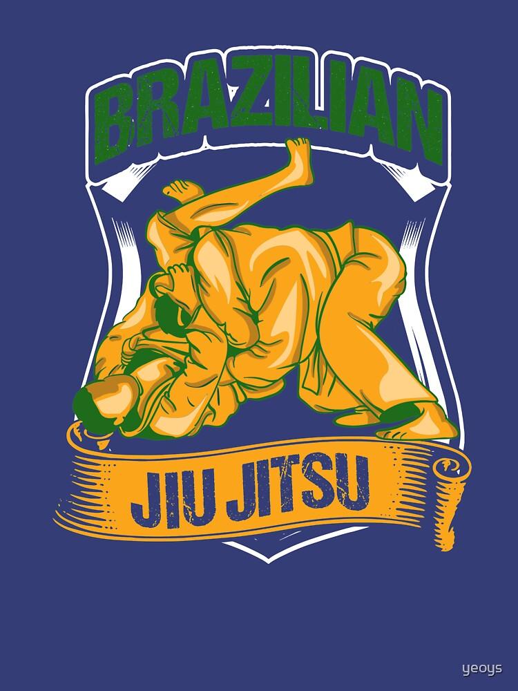 Brazilian Jiu Jitsu - Martial Arts Gift von yeoys