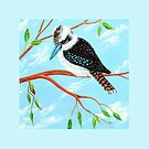 Kookaburra and the Ladybird by Linda Callaghan