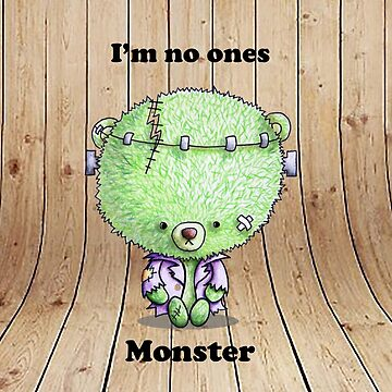 I'm no ones Monster by ILoveTheQuirky