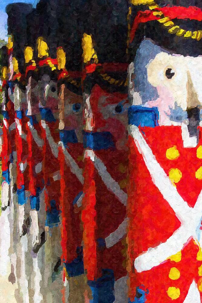 Barwon Heads Bollards by Andrew Gordon