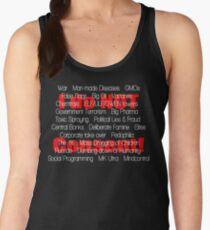 I do NOT Consent... the list grows Women's Tank Top