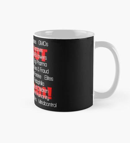 I do NOT Consent... the list grows Mug