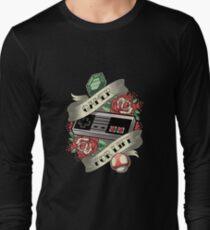 Gamer For Life Long Sleeve T-Shirt