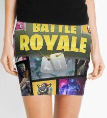 Fortnite  Battle Royale Season 4  Mini Skirt