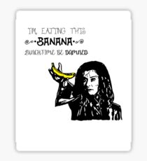 Dark Willow - Eat That Banana! Sticker