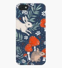 winter forest frolic iPhone SE/5s/5 Case