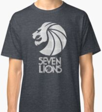 Seven Lions - Silver Diamonds Classic T-Shirt