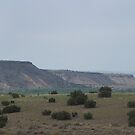 Mountains and Plateaus in New Mexico by janetmarston