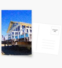 The Jetty Postcards