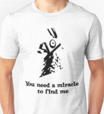 Camiseta unisex Difícil de encontrar