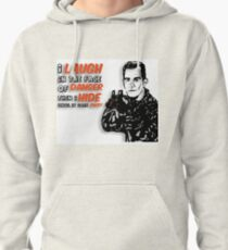 Xander the Brave Pullover Hoodie