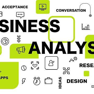 BA - Business Analyst by Adwait88