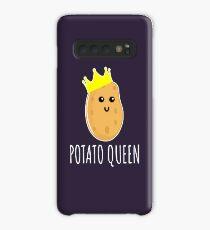 Potato Queen - Funny Potato Gift Case/Skin for Samsung Galaxy