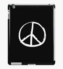 Peace sign iPad Case/Skin
