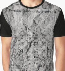 Таблица Менделеева, Периодическая таблица, Periodic Table of the Elements, #PeriodicTableoftheElements #PeriodicTable #Elements #Periodic #Table #Element #Chemistry #Helium #Периодическаятаблица Graphic T-Shirt