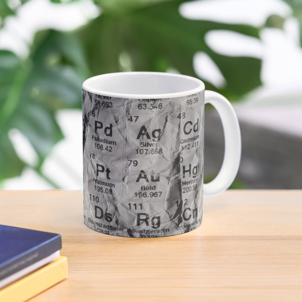 Таблица Менделеева, Периодическая таблица, Periodic Table of the Elements, #PeriodicTableoftheElements #PeriodicTable #Elements #Periodic #Table #Element #Chemistry #Helium #Периодическаятаблица: Mug