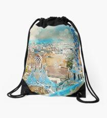 Barcelona, Parc Guell  Drawstring Bag
