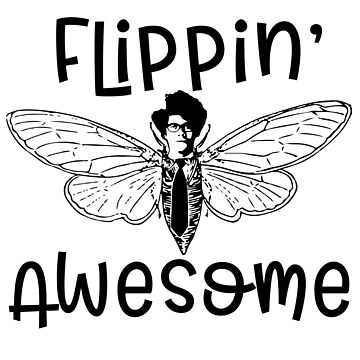 IT Crowd Inspired - Flipping Awesome Moth - Moss - 8 Bit Humor - Nerdy - Parody - British Sitcom - Geek Humor - It by traciv