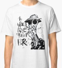 Camiseta clásica Los extraños se han convertido en profesionales