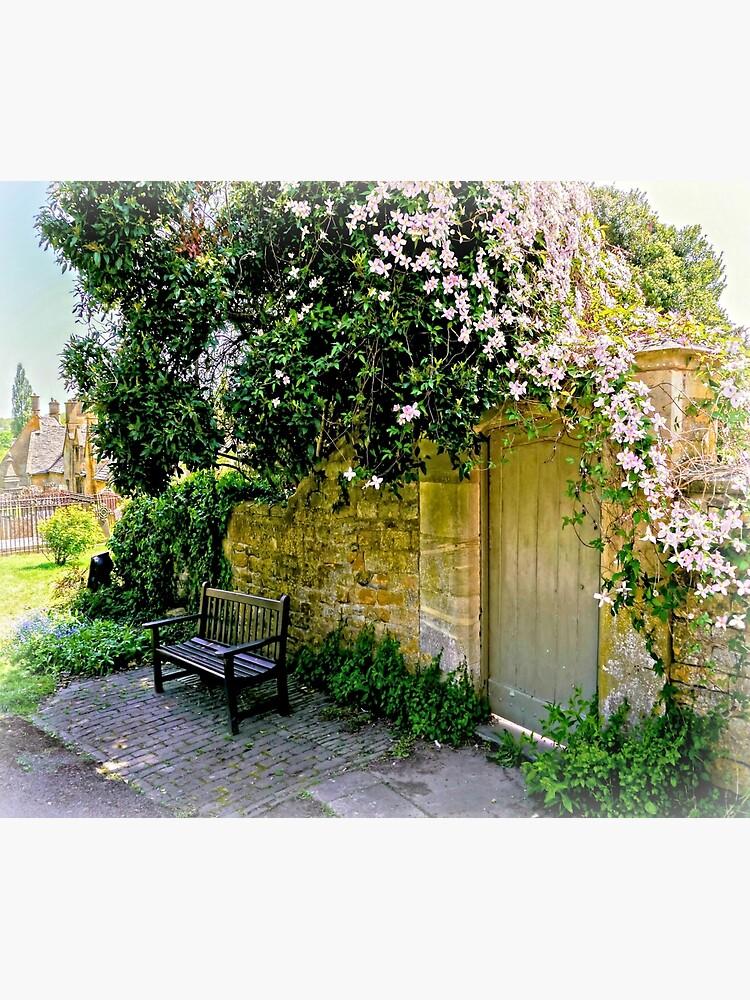 Secret Garden by ScenicViewPics