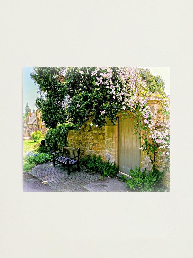 Alternate view of Secret Garden Photographic Print
