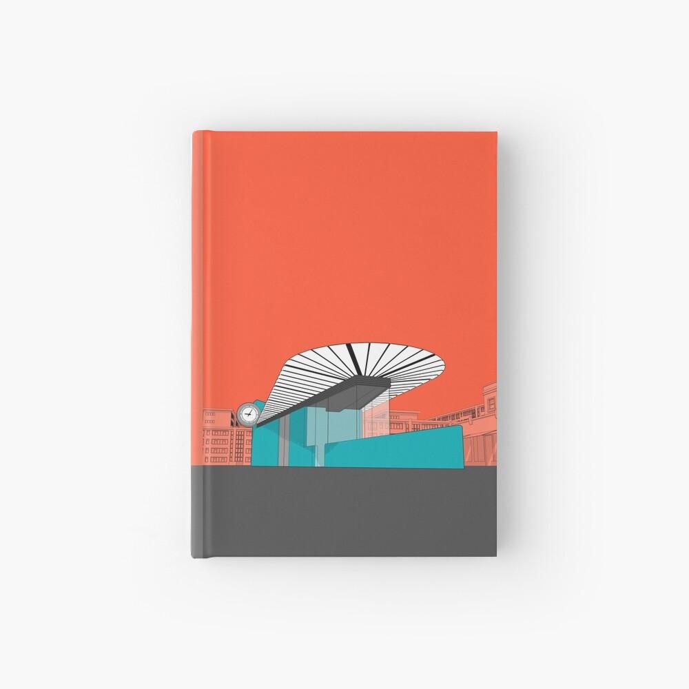 Turquoise Island Hardcover Journal