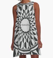 Imagine - Memorial A-Line Dress