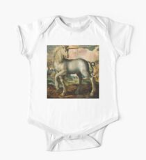 UNICORN WILD In African Hunting Scene One Piece - Short Sleeve