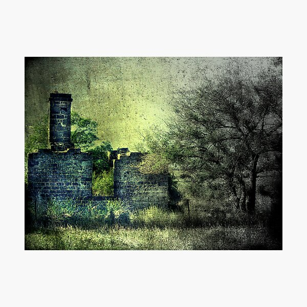 In another life.... Photographic Print
